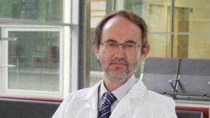 Jorge Sierra, presidente de la Sociedad Española de Hematología y Hemoterapia. (DM)