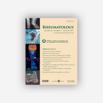 Sedentary behaviour in rheumatoid arthritis: definition, measurement and implications for…