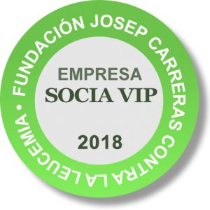 Kern Pharma, empresa socia VIP con la Fundació Josep Carreras