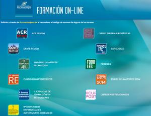 Formación online: SER