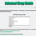 Infomed: guia de medicamentos