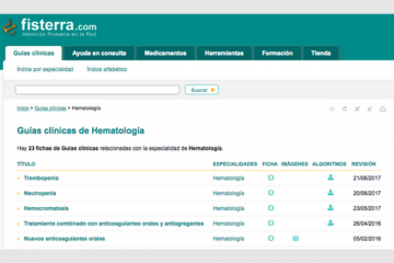 Guía clínica de Hematología