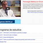 Curso de Psicología Médica en Oncología UCAM