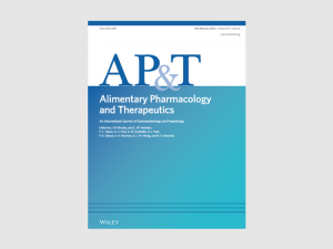 Alimentary Pharmacology and Therapeutics