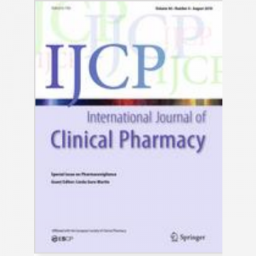 Improving medication safety in oncology care: impact of clinical pharmacy…