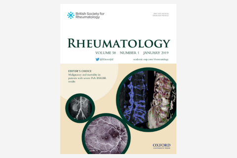 The effect of rheumatoid arthritis on patient-reported outcomes following knee and hip replacement: evidence from routinely collected data