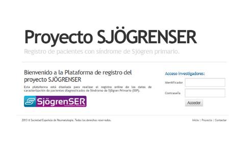 Publicados los resultados del estudio SjögrenSER que comparan la actividad en España y en otros países