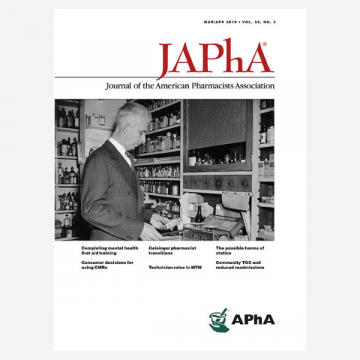 Assessment of Community Pharmacists' Confidence, Foundational Knowledge and Coordination of…