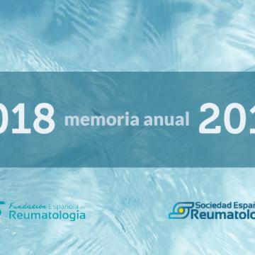 Ya está disponible la Memoria Anual de la SER