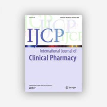 Hospital pharmacists seen through the eyes of physicians: qualitative semi-structured…