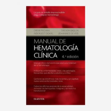 MANUAL DE HEMATOLOGÍA CLÍNICA