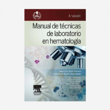 Manual de técnicas de laboratorio en hematología + studentconsult en…