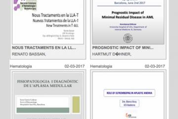 Sesiones online de Hematología