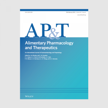 Proton pump inhibitor and histamine‐2 receptor antagonist use and risk…