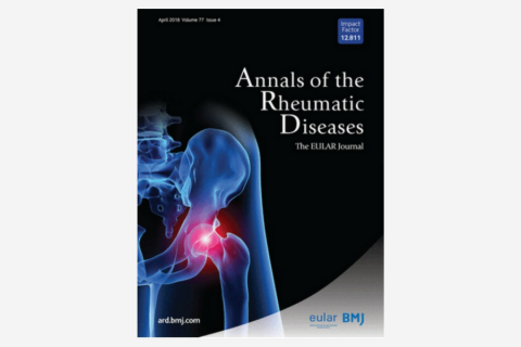 Multi-dimensional analysis identified rheumatoid arthritis-driving pathway in human T cell