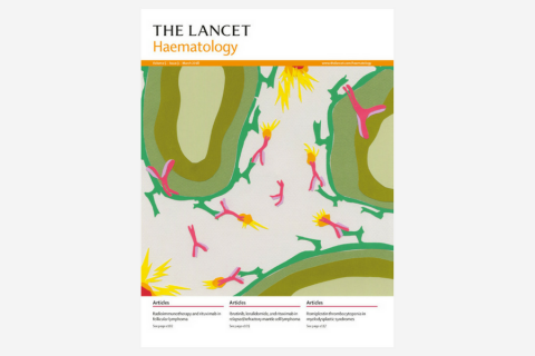 Long-term follow-up for up to 5 years on the risk of leukaemic progression in thrombocytopenic patients with lower-risk myelodysplastic syndromes treated with romiplostim or placebo in a randomised double-blind trial