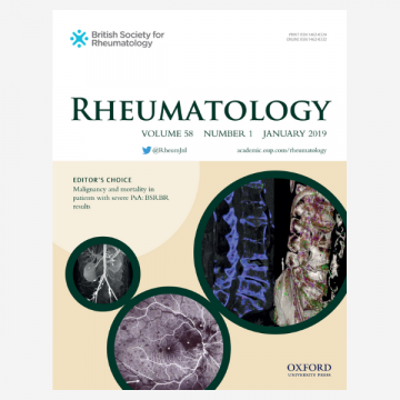 Passive smoking in childhood increases the risk of developing rheumatoid…