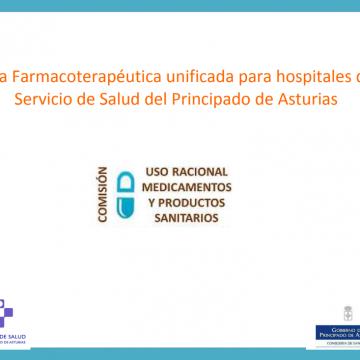 Asturias crea una guía para potenciar el uso de genéricos…