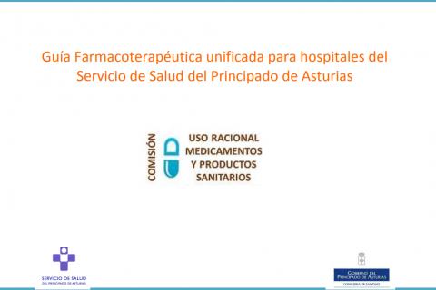 Asturias crea una guía para potenciar el uso de genéricos y biosimilares