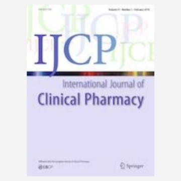 A community pharmacist medicines optimisation service for patients with advanced…