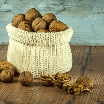 Las nueces tienen potencial para reducir el tamaño de los…