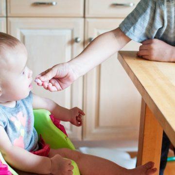 El microbioma del bebé depende de si ha sido parto…