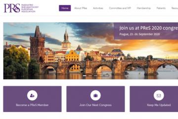 Pediatric Rheumatology European Association