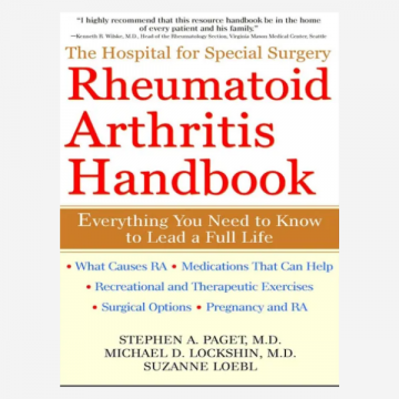 The Hospital for Special Surgery Rheumatoid Arthritis Handbook: Everything You…