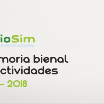 Biosim reclama al Gobierno diferenciación del precio del biosimilar respecto…