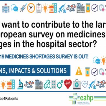 La EAHP llama a los sanitarios de la UE a…