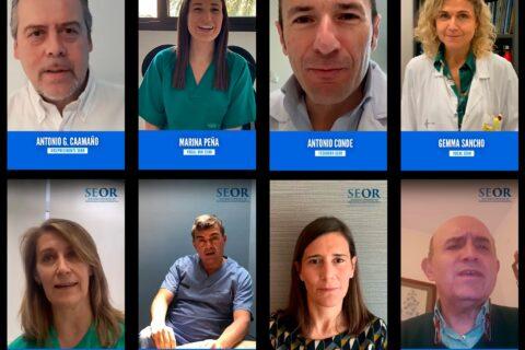 SEOR lanza un vídeo para recordar que la Oncología Radioterápica en España está «al pie del cañón»