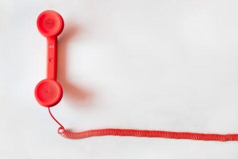 Teléfono de primera atención psicológica para profesionales sanitarios y población