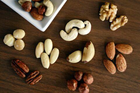 Cuáles son los mejores frutos secos