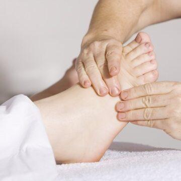 Las alteraciones de pie y tobillo alcanzan a casi todos…