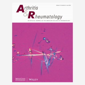 Insulin‐Resistant Pathways Are Associated With Disease Activity in Rheumatoid Arthritis…