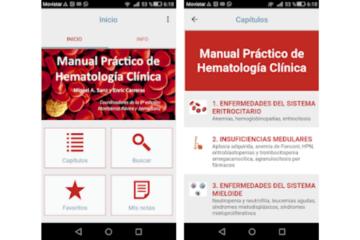 APP: Manual Práctico de Hematolgía