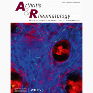 American College of Rheumatology Guidance for the Management of Rheumatic…