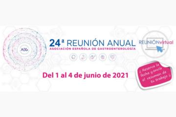 El congreso de AEG se celebrará de manera virtual en junio de 2021