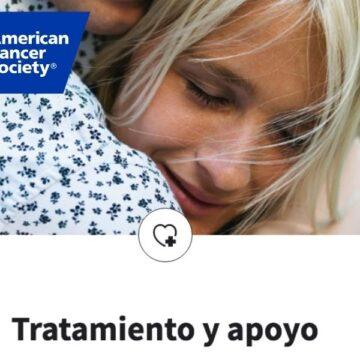 Nutrición para la persona con cáncer. Página de la American…
