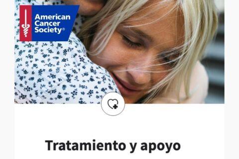 Nutrición para la persona con cáncer. Página de la American Cancer Society