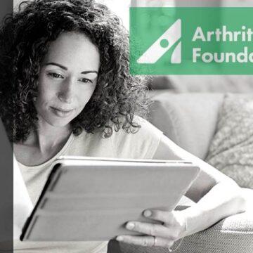 Hábitos de vida saludables, página de la Arthritis Foundation