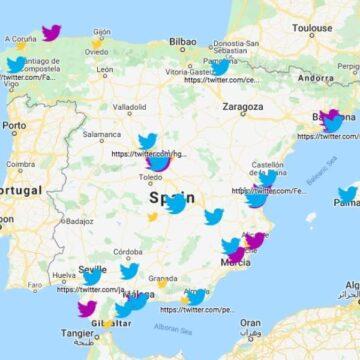 Mapa de la farmacia hospitalaria digital