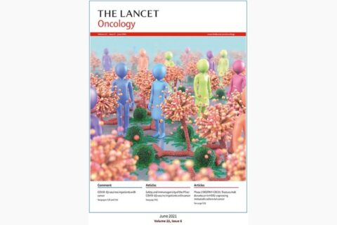Safety and immunogenicity of one versus two doses of the COVID-19 vaccine BNT162b2 for patients with cancer: interim analysis of a prospective observational study